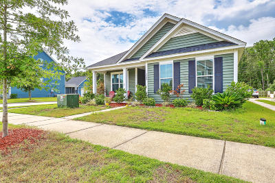 Single Family Home For Sale: 1589 Seabago Drive