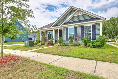 Charleston Single Family Home Contingent: 1589 Seabago Drive