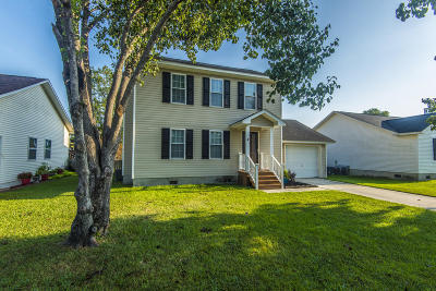 Goose Creek Single Family Home For Sale: 237 Two Hitch Road