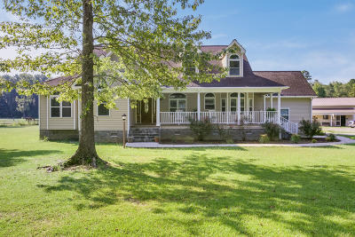 Summerville Single Family Home For Sale: 240 Bluebird Lane
