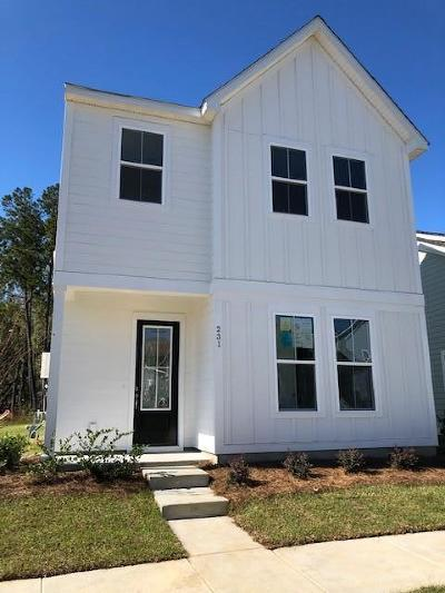 Summerville Single Family Home For Sale: 231 Oak View Way