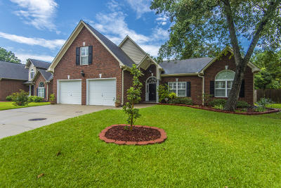 Goose Creek Single Family Home For Sale: 118 Dasharon Lane