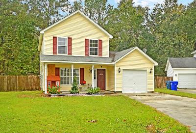 Charleston Single Family Home For Sale: 2525 Wayne Scott Ct