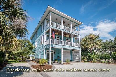 Edisto Island Single Family Home For Sale: 3915 Lybrand Street