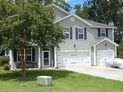 Summerville Single Family Home For Sale: 106 Mateo Court