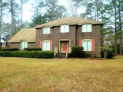 Summerville Single Family Home For Sale: 100 Lucretia Lane