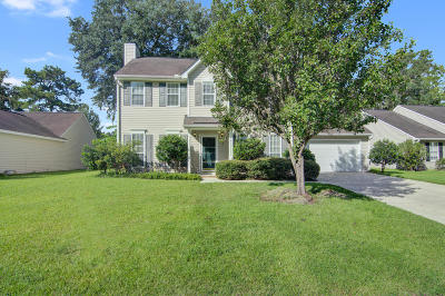 North Charleston Single Family Home For Sale: 8621 Coppergrove Drive