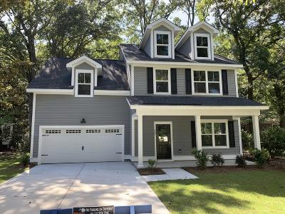 Charleston Single Family Home For Sale: 429 Geddes Avenue