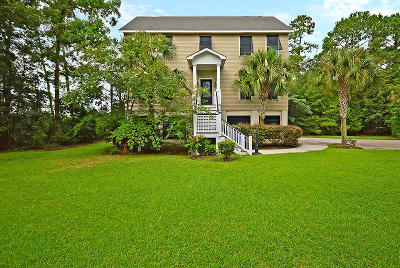 Charleston County Single Family Home For Sale: 2083 S Shore Drive