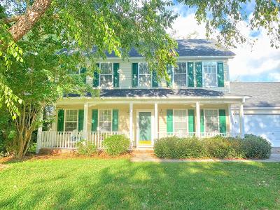 Charleston Single Family Home For Sale: 1056 Wayfarer Lane