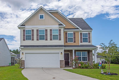 Summerville Single Family Home For Sale: 9880 Stockport Circle