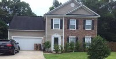 Ladson Single Family Home Contingent: 9463 Falling Embers Lane