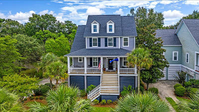 Charleston Single Family Home Contingent: 200 N Ladd Court