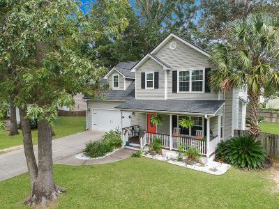 Charleston Single Family Home For Sale: 726 Ponderosa Drive