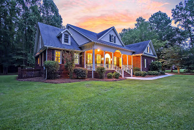 Summerville Single Family Home For Sale: 149 Old Winter Road