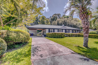 Charleston Single Family Home For Sale: 1717 Mohawk Avenue