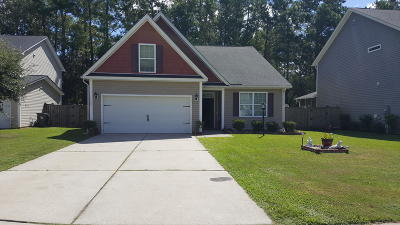 Ladson Single Family Home For Sale: 256 Withers Lane
