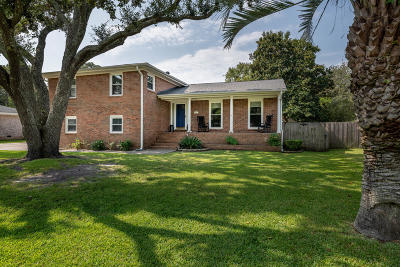 Charleston Single Family Home For Sale: 53 Norview Drive
