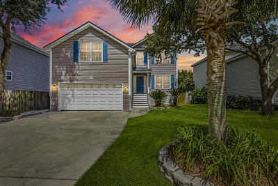 Charleston Single Family Home For Sale: 1710 Lotus Lane