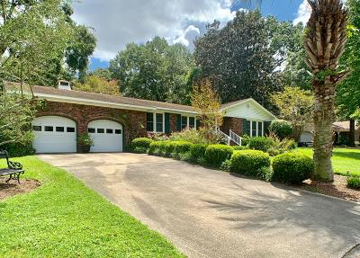 Charleston Single Family Home For Sale: 1551 N Pinebark Lane