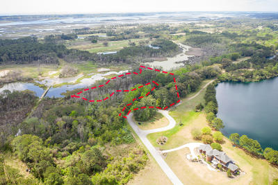 Charleston County Residential Lots & Land For Sale: 3750 Gnarled Oaks Lane