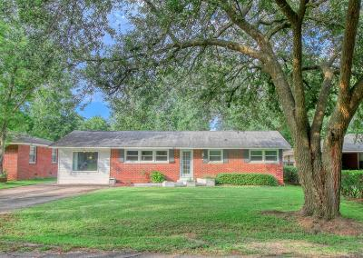 Single Family Home For Sale: 5814 Chaucer Drive