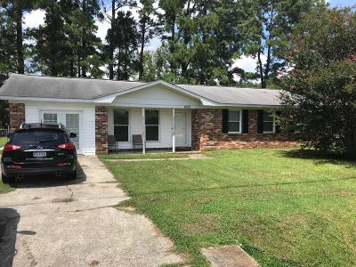 Ladson Single Family Home For Sale: 4532 Garwood Drive