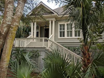 Kiawah Island Single Family Home For Sale: 253 Governors Drive