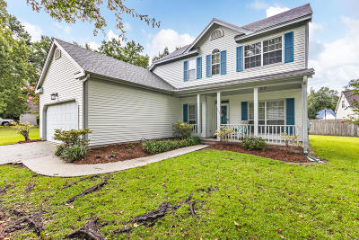 Goose Creek Single Family Home For Sale: 208 Windsor Mill Road