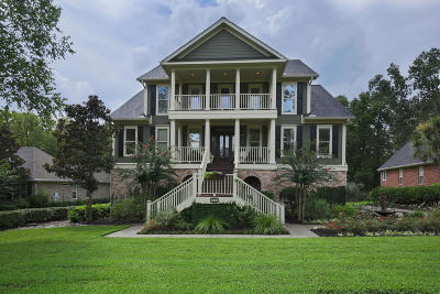 North Charleston SC Single Family Home For Sale: $729,000