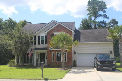 Mount Pleasant Single Family Home For Sale: 3267 Seaborn Dr. Drive