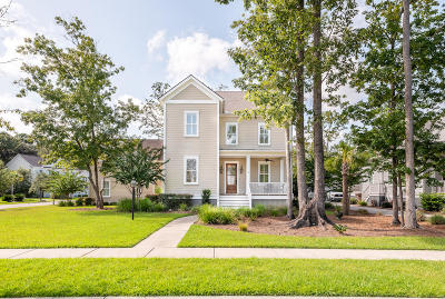 Mount Pleasant SC Single Family Home For Sale: $795,000