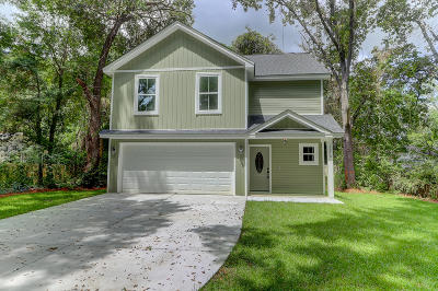 Johns Island Single Family Home For Sale: 3610 Berryhill Road