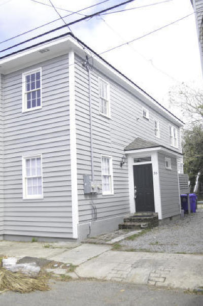 Charleston Multi Family Home For Sale: 56 Ashe Street