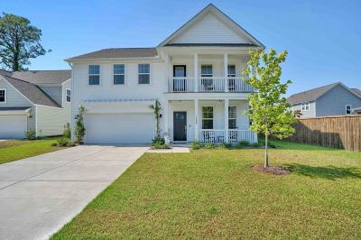 Johns Island Single Family Home For Sale: 1558 Thoroughbred Boulevard