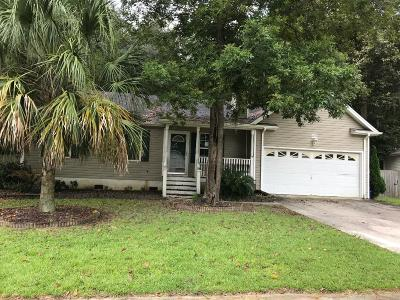 Charleston Single Family Home For Sale: 2229 Asheford Place Drive