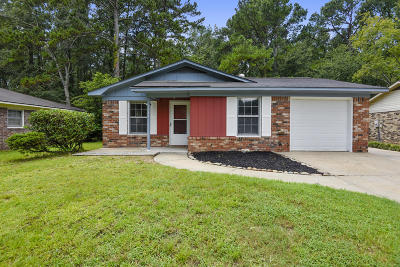 North Charleston Single Family Home Contingent: 7641 Crossgate Boulevard