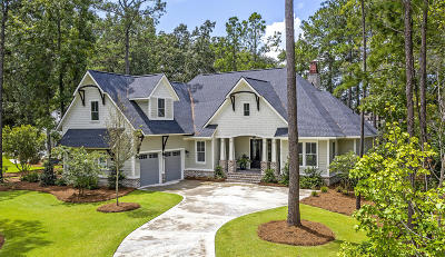 Charleston County Single Family Home For Sale: 4127 Ten Shillings Way