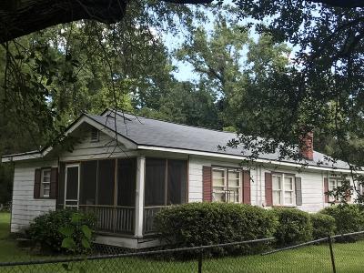 Charleston Single Family Home For Sale: 1434 Alma Street