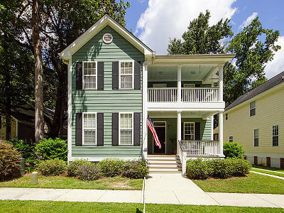 Charleston Single Family Home For Sale: 710 Landgrave Avenue