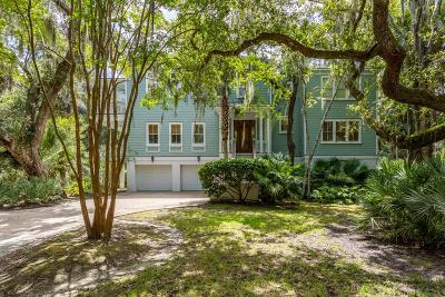 Charleston County Single Family Home For Sale: 3278 Privateer Creek Road