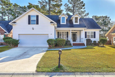 Summerville Single Family Home For Sale: 108 Amen Corner