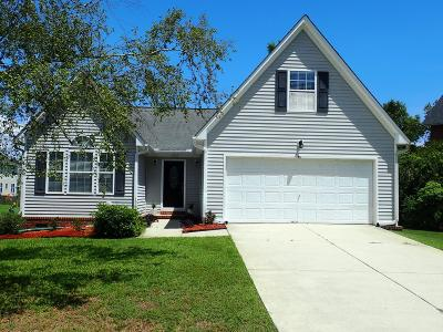 Charleston Single Family Home For Sale: 1308 Salt Marsh Cove