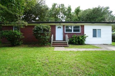 Goose Creek Single Family Home Contingent: 109 Aldene Avenue