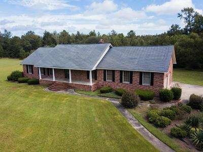 Summerville Single Family Home Contingent: 2770 State Road
