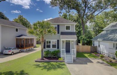 Charleston Single Family Home For Sale: 1811 Parkland Preserve Lane
