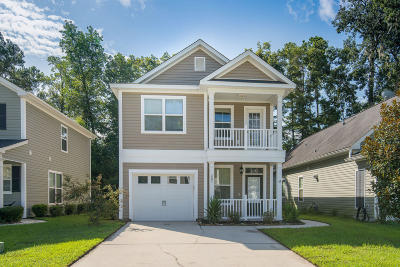 Ladson Single Family Home For Sale: 282 Chemistry Circle