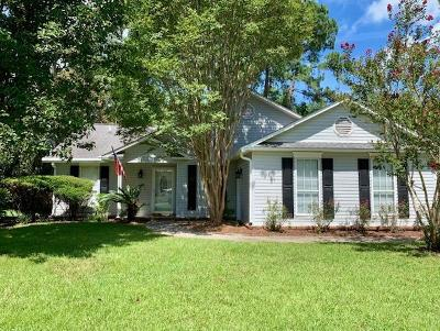 Summerville Single Family Home Contingent: 122 Pipestone Drive