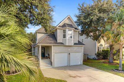 Charleston Single Family Home For Sale: 1155 Clearspring Drive