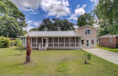 Goose Creek Single Family Home For Sale: 113 Harvey Avenue